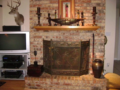 Do it yourself fireplace remodels fireplace before remodel solutioingenieria Gallery