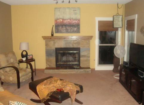 Do it yourself fireplace remodels fireplace after remodel solutioingenieria Image collections