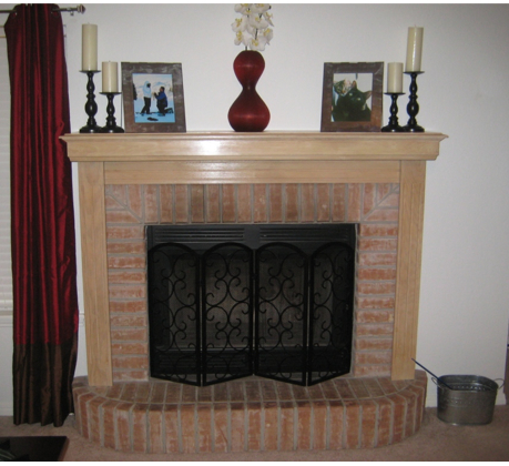 Brilliant Do It Yourself Fireplace Remodels Home Interior And Landscaping Fragforummapetitesourisinfo